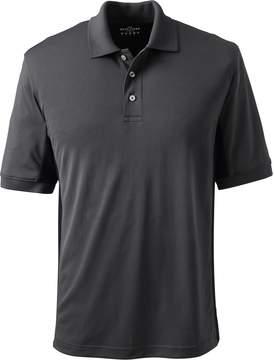 Lands' End Lands'end Men's Big Side Colorblock Active Polo Shirt