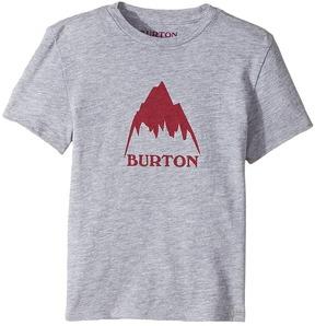 Burton Mini Classic Mountain High Short Sleeve T-Shirt Boy's T Shirt