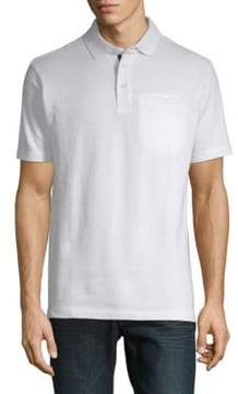 Tailorbyrd Birdseye Fancy Polo