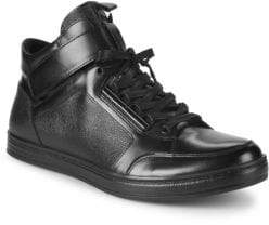 Kenneth Cole Brand-Y Lace-Up Sneakers