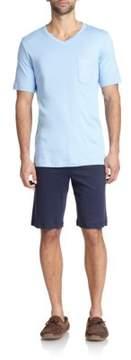 Hanro Cotton Short Pajama Set
