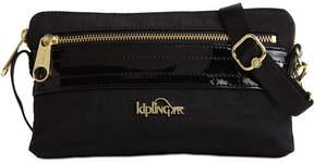 Kipling Always On Collection Iani Crossbody - BLACK PATENT COMBO - STYLE
