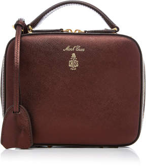 Mark Cross Baby Laura Metallic Bag