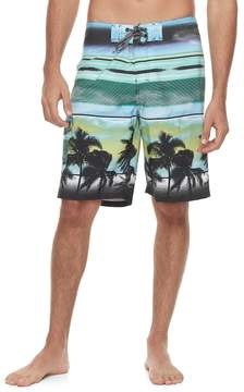 Ocean Current Men's Tropical Tech Cargo Board Shorts