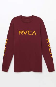 RVCA Big Long Sleeve T-Shirt