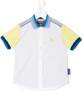 Roberto Cavalli short sleeve polo shirt