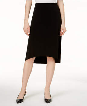 Alfani High-Low Pull-On Skirt, Created for Macy's