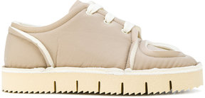 Marni padded lace-up sneakers