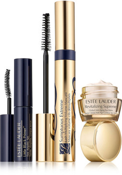 Estee Lauder Sumptuous Extreme Lash Multiplying Volume Mascara + Revitalizing Supreme Eye Balm and Little Black Primer - Only at ULTA