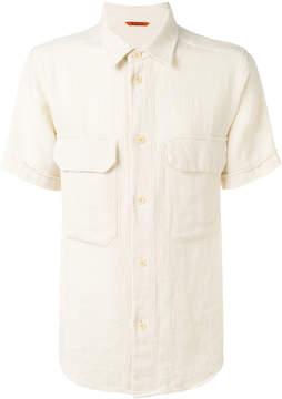 Barena double pocket shortsleeved shirt