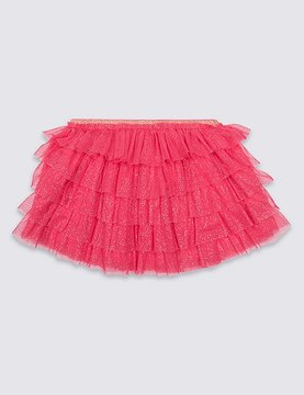 Marks and Spencer Elastic Waist Lace Tutu (3 Months - 6 Years)
