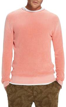 Scotch & Soda Powder Wash Crewneck Sweater
