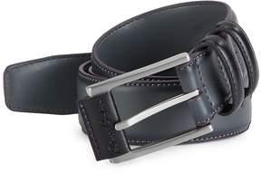 Robert Graham Men's Martin Faux-Leather Belt