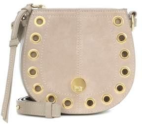 See by Chloe Small Kriss Hobo suede shoulder bag