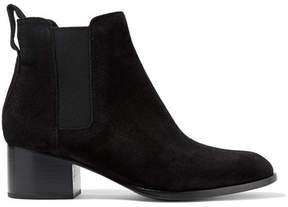 Rag & Bone Walker Ii Suede Chelsea Boots - Black