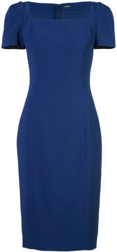 ADAM by Adam Lippes square-neck fitted dress