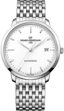 Girard Perregaux Girard-Perregaux 49555-11-131-11A 1966 stainless steel watch