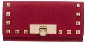 Michael Kors Embellished Leather Wallet