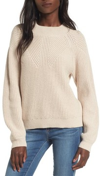 BP Women's Shaker Stitch Sweater