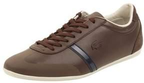 Lacoste Mens Mokara 316 Sneakers In Dark Brown.