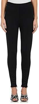 Altuzarra Women's Bennett Ponte High-Waist Pants
