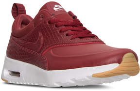 Nike Women's Air Max Thea Premium Running Sneakers from Finish Line