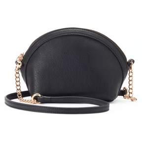 LC Lauren Conrad Daisy Tortija Crossbody Bag