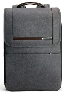 Briggs & Riley Men's 'Kinzie Street' Expandable Backpack - Grey