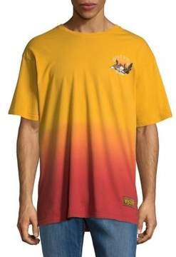 Reason Two-Tone Cotton Shirt