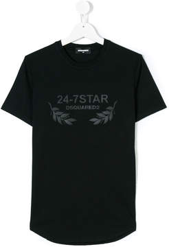 DSQUARED2 7Star print T-shirt