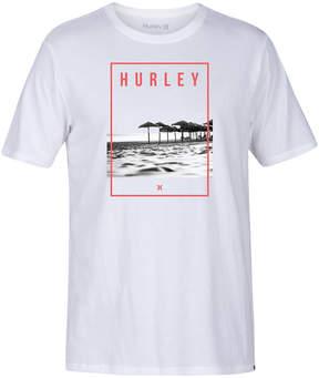 Hurley Men's Island Photo Graphic-Print T-Shirt