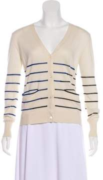 Band Of Outsiders Silk & Cashmere-Blend Cardigan