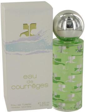 EAU DE COURREGES by Courreges Eau De Toilette Spray for Women (3.4 oz)