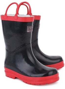 Hatley Red and Navy Classic Wellies