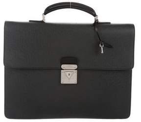Louis Vuitton Taïga Robusto 1 Briefcase