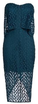 Chelsea28 Women's Strapless Popover Dress