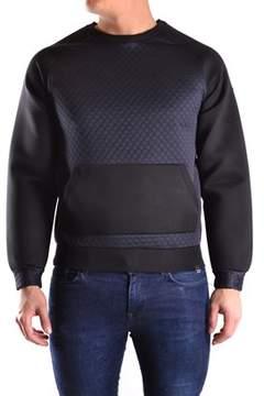 Reign Men's Black Polyamide Sweatshirt.