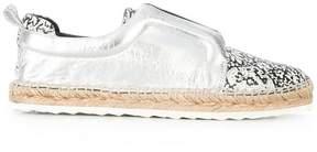 Pierre Hardy espadrille-heeled trainers