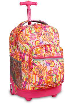 J World Sunrise Wheeled Backpack