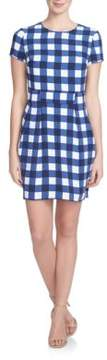 Cynthia Steffe Gingham Check Dress
