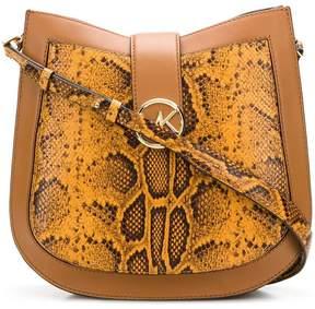 MICHAEL Michael Kors Lillie python bag