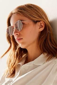 Urban Outfitters Hallie Hexagon Sunglasses