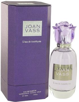 Joan Vass L'eau De Amethyste Eau De Parfum Spray for Women (3.4 oz/100 ml)