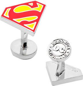 Accessories Superman Cuff Links
