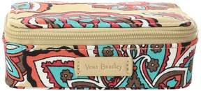 Vera Bradley Iconic Travel Pill Case Travel Pouch - DESERT FLORAL - STYLE