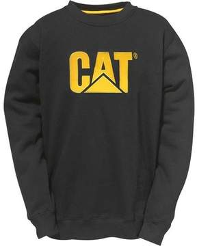 Caterpillar Logo Crewneck Sweatshirt (Men's)