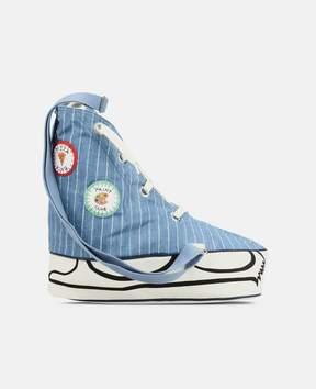 Stella McCartney skate badges bag