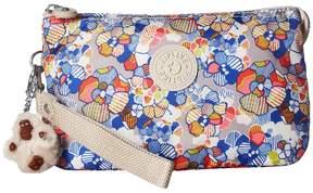 Kipling Creativity XL Pouch Clutch Handbags - FUNNY FIELD - STYLE