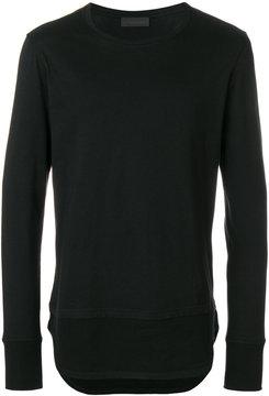 Diesel Black Gold crew neck sweatshirt