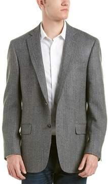 Hart Schaffner Marx Wool Sportcoat.